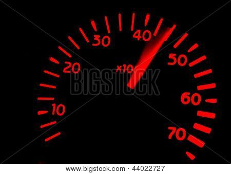 Accelerating Dashboard