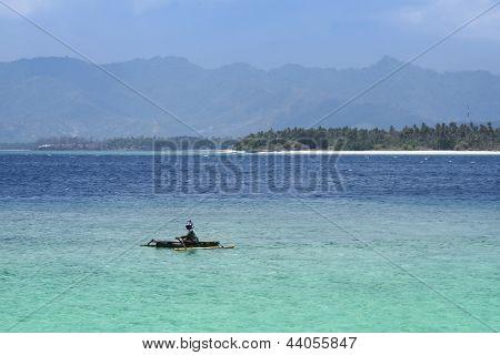 Gilli Islands Lombok Bali Indonesia