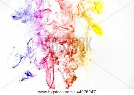 Smoking Flame