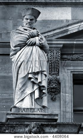 Sculptures Of Rabelais