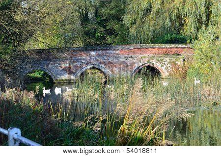 Rural english bridge