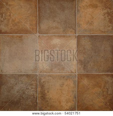 Background tile effect