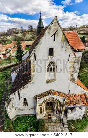 Richis, Evangelical fortified church