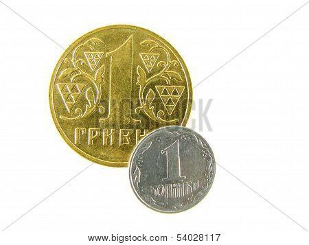 The Ukrainian Coins