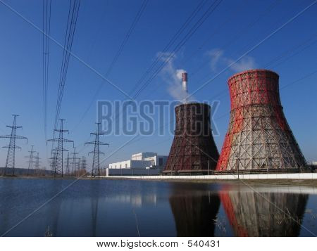 Thermoelectric Power Station