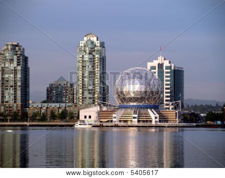 World Of Science In Vancouver, Canada