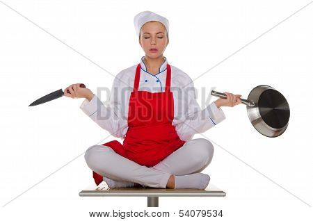 Cook With Closed Eyes