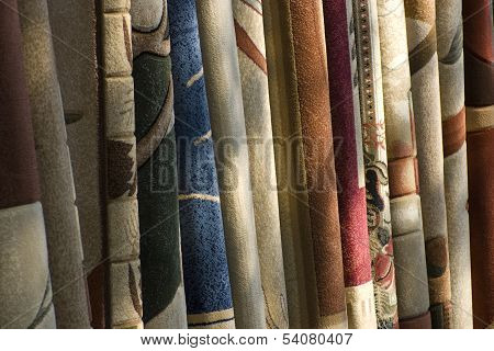 Examples of carpets for your home