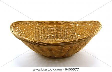 Brown Wattled Basket