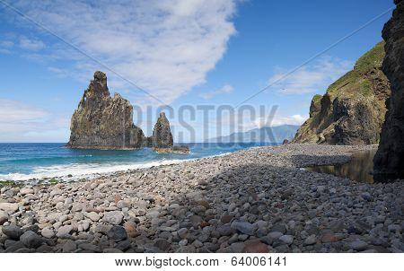 Janela River Mouth, Madeira