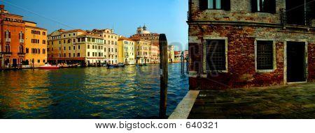 Grand Canal At Venezia