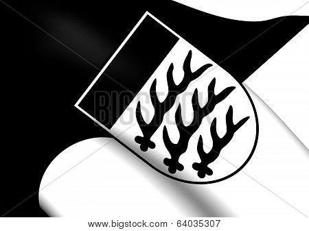 Flag Of Waiblingen