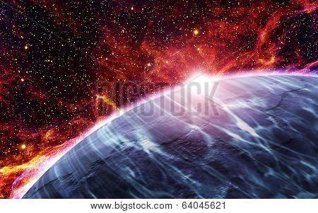 Iron Planet