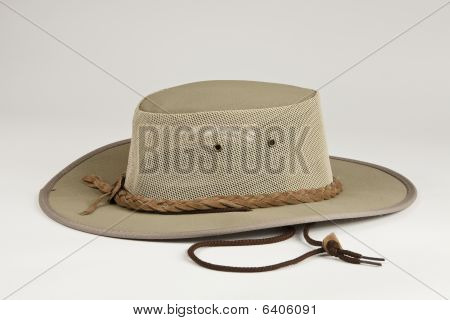 Outback style hat