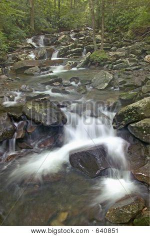 Falls Smoky Mountains