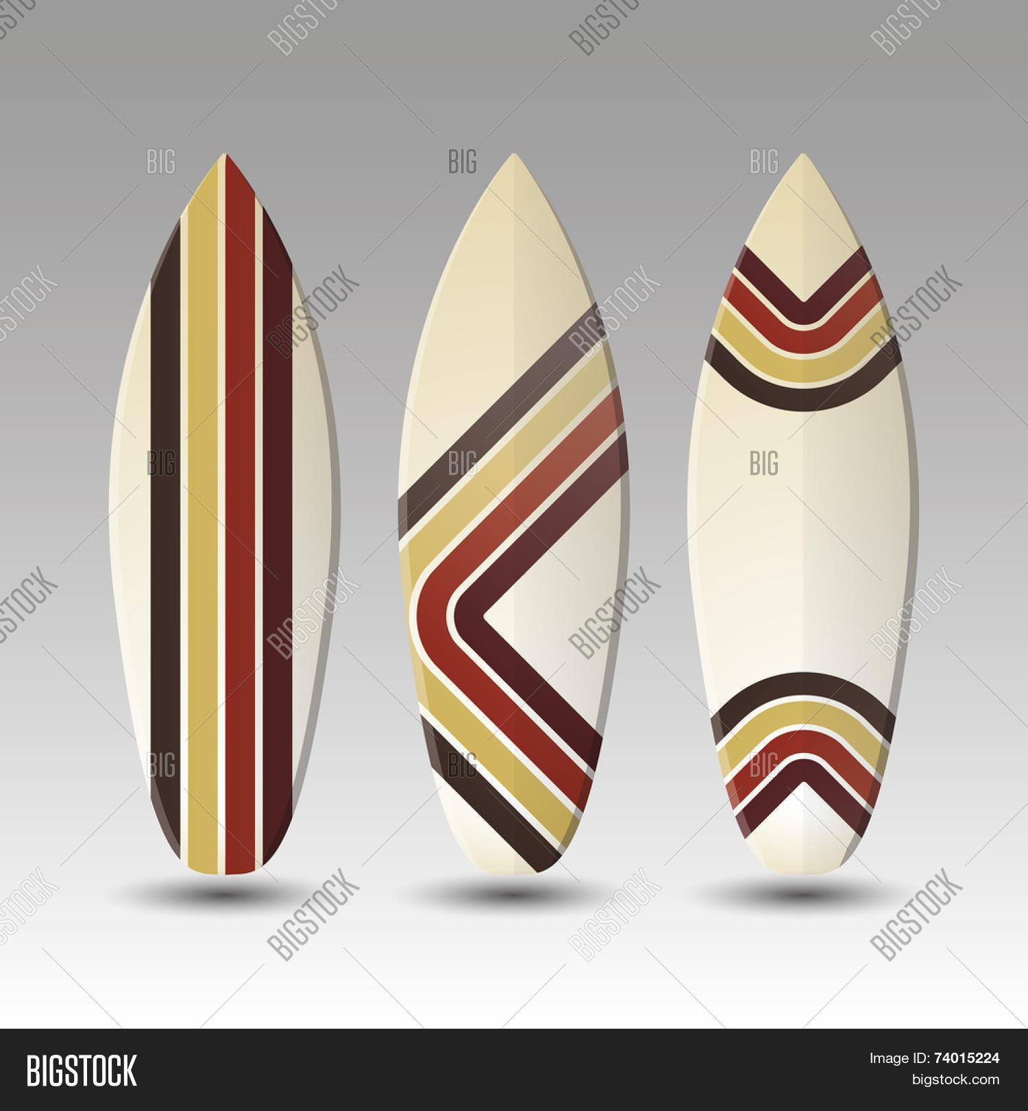 Vector Surfboards Vector Photo Free Trial Bigstock
