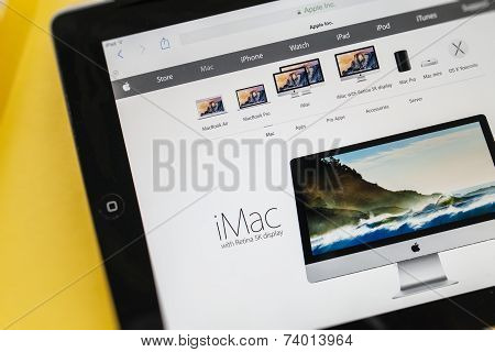 New Apple Computers Product Launched - Imac 5K