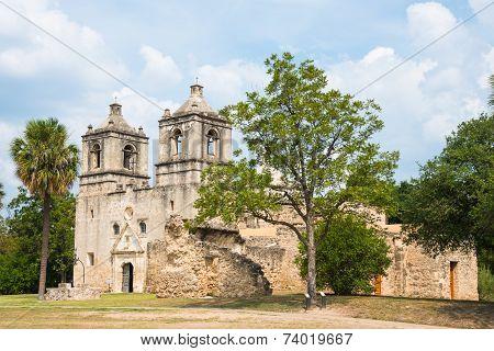 Spanish Mission Concepcion