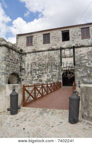 The Castle Of The Force Entrance Bridge (ii)