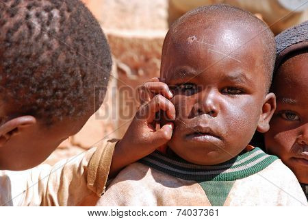 African Children In Tanzania While You Cleanse Your Face