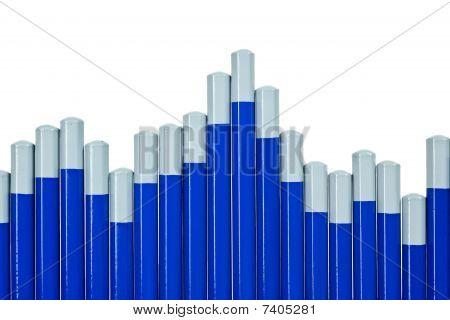 Pencil Chart