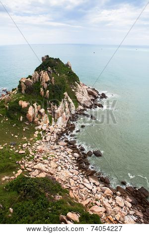Ke Ga Beach At Mui Ne, Phan Thiet, Vietnam.