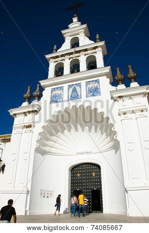 Hermitage Of El Rocío