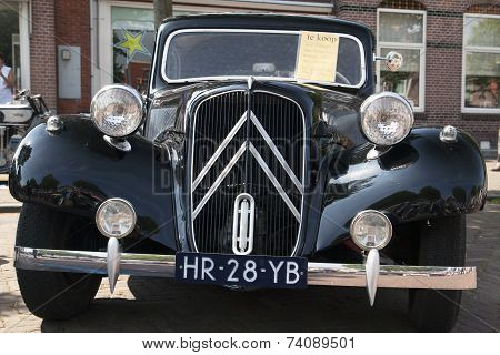 Famous French car