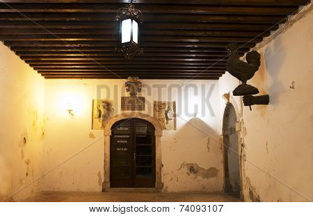streets of the night Trogir