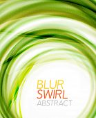 Business color swirl minimal design template. Techno, business card, presentation or brochure abstract background poster
