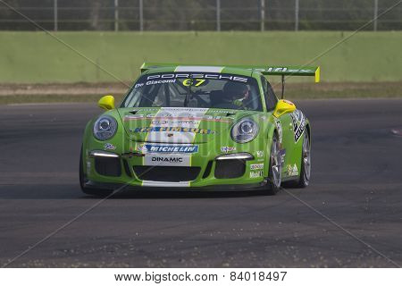 Porsche Carrera Cup Italia Car Racing