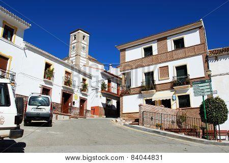 Town centre, Rio Gordo.