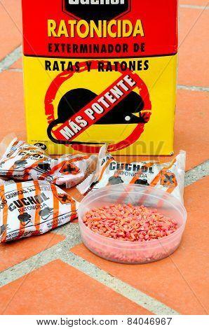 Spanish rat poision.