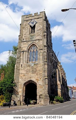 Chantry Chapel of St James, Warwick.