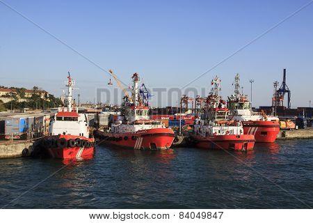 Haydarpasa Seaport