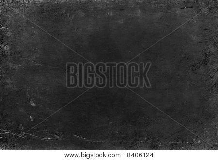 Texture Of Chalkboard Closeup.