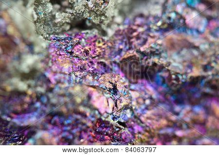 Chalcopyrite, It Has The Chemical Formula (cufes2)