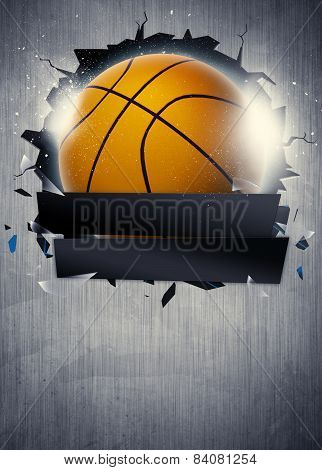 Basketball Background