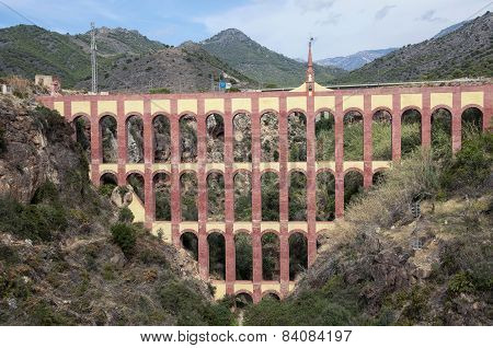 Nerja - Eagle Aquaduct