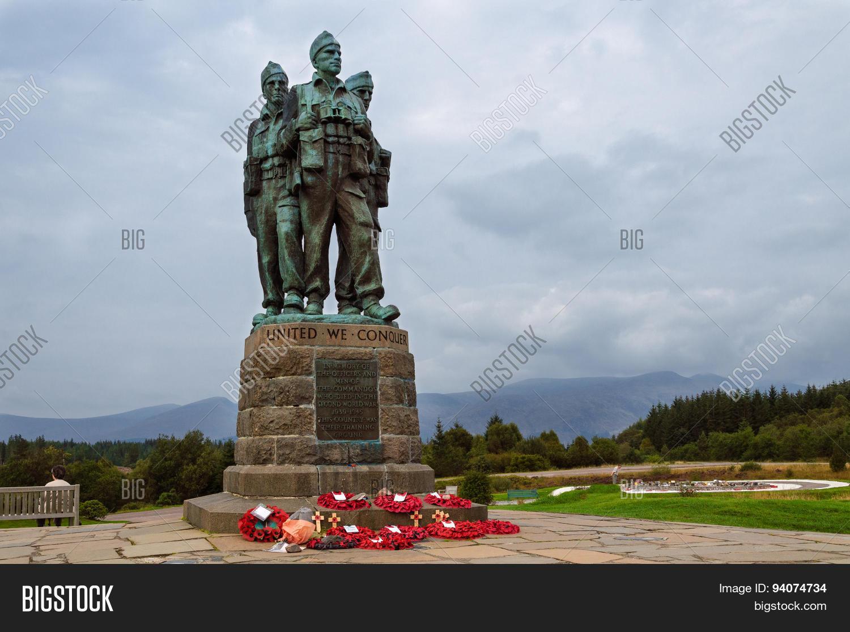 Commando Memorial, Image & Photo (Free Trial) | Bigstock