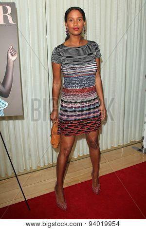 LOS ANGELES - JAN 11:  Joy Bryant at the DuJour Magazine Honors Lupita Nyong'o at the Mondrian LAs on January 11, 2014 in Los Angeles, CA