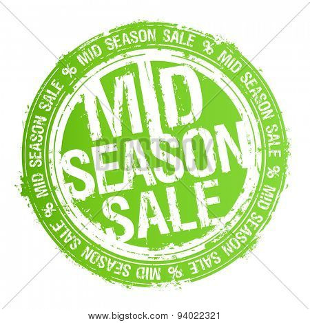 Rubber stamp mid season sale.