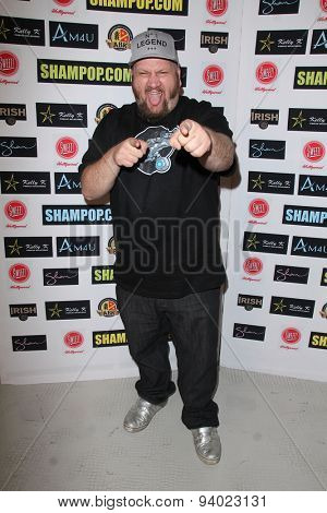 LOS ANGELES - JUN 4:  Stephen Kramer Glickman at the Celebrity Selfies Art Show by Sham Ibrahim at the Sweet! Hollywood on June 4, 2015 in Los Angeles, CA