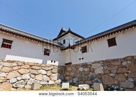 Bugu Yagura Turret Of Imabari Castle, Japan