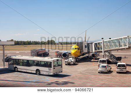 Catania Airport