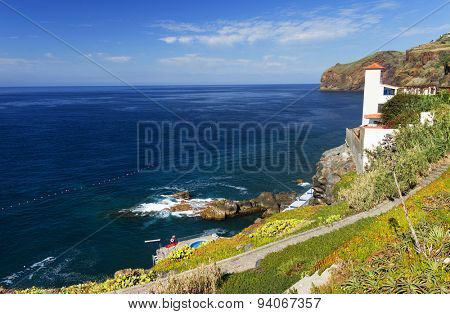Canico resort in Madeira, Portugal, Europe