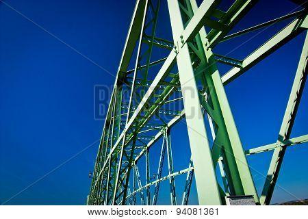 Still Construction Of Bridge