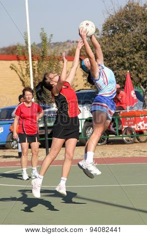 Korfball League Ladies Games
