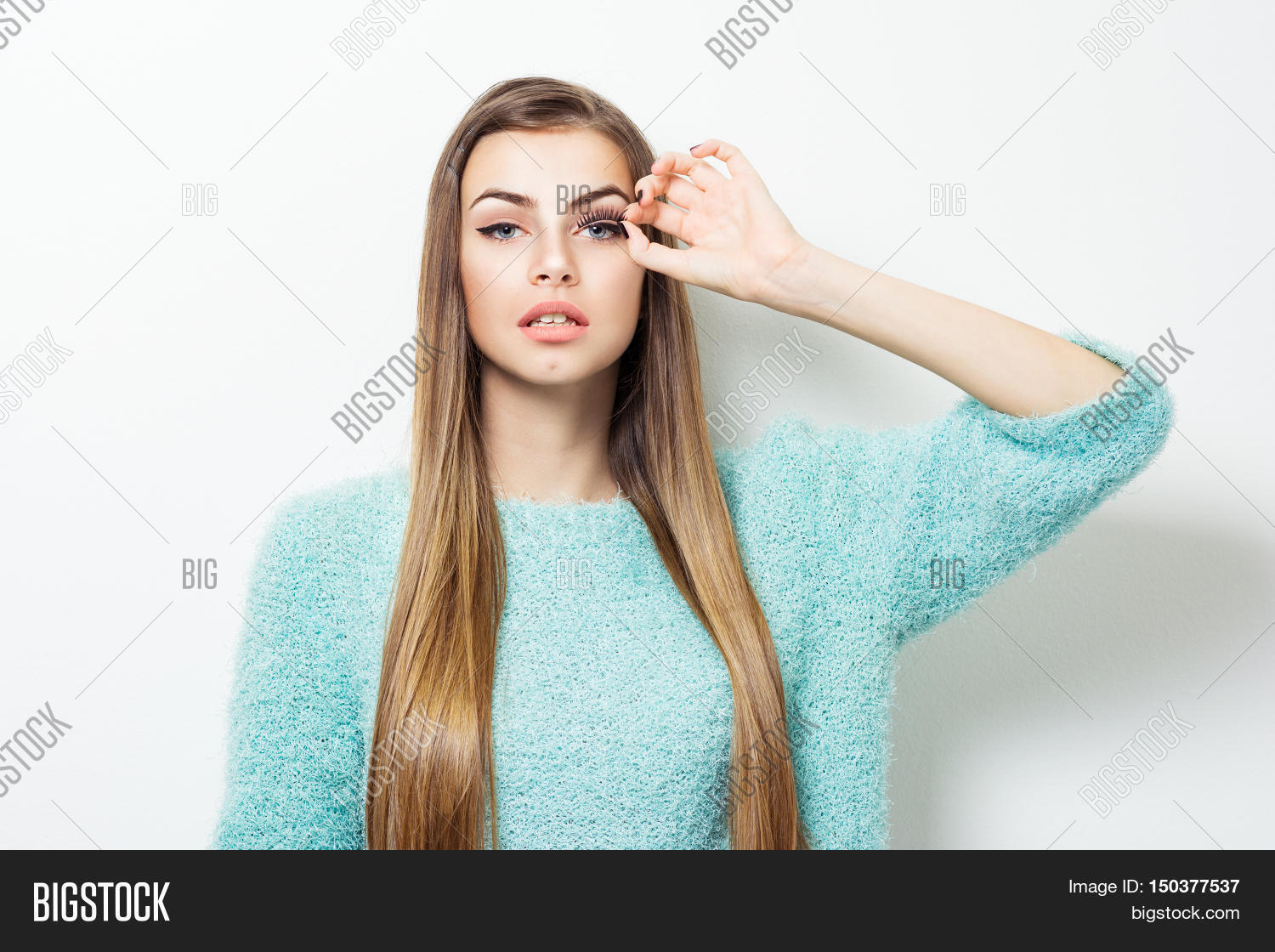 Gorgeous Young Blonde Image Photo Free Trial Bigstock