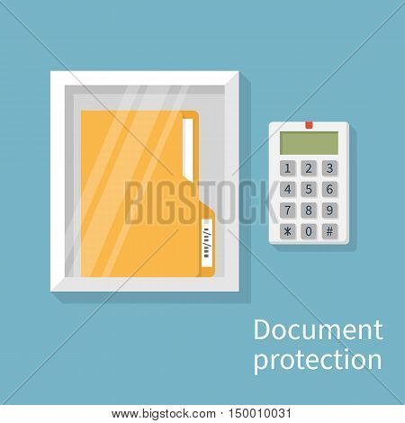 Protection Document, Concept
